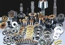 Hydraulic pumps from Rexroth, Hydromatic, Parker, Denison, Kawasaki, Staffa, Linde, Sauer and spare parts