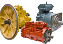 Brand new KAWASAKI & Staffa pumps/motors